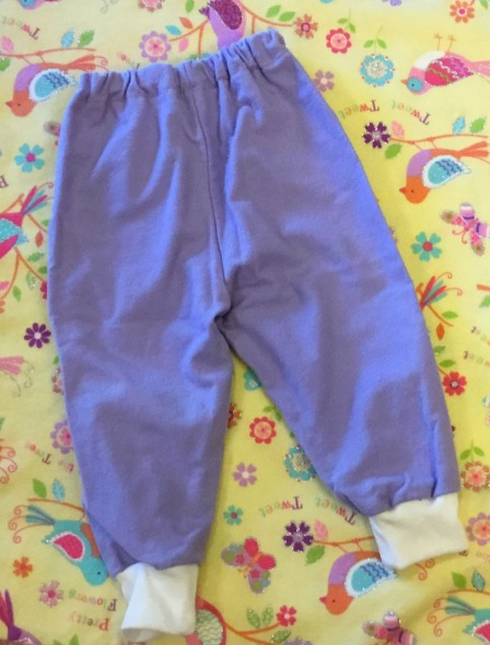 SB Pants Crop